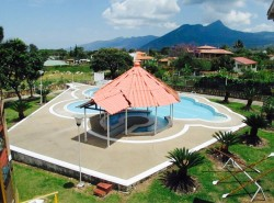Villa polín